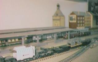 Foto Bahnsteig